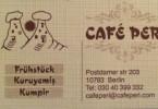 Café Peri Berlin