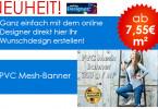 Panobanner   & Werbebanner Druckerei